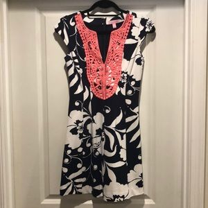 Lilly Pulitzer fit & flare dress